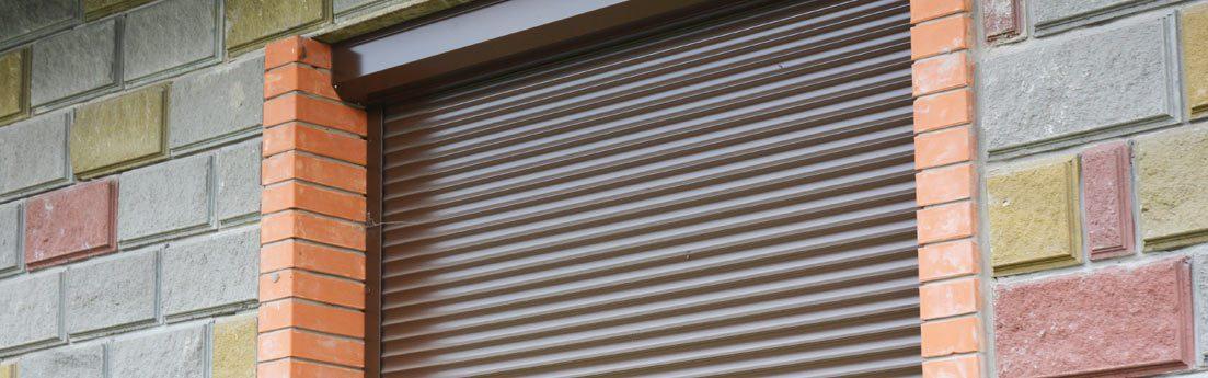 cerraduras en persianas metalicas